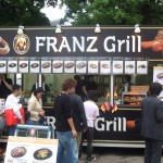 The Franz Grill Stand