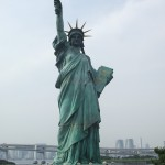 A Replica Statue of Liberty 2
