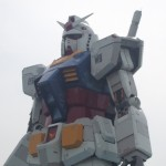 Giant Gundam - Up Close