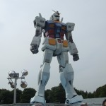 Giant Gundam 3