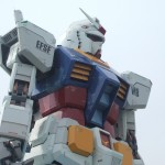 Giant Gundam - Up Close 2