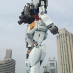 Giant Gundam - Back