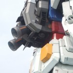 Giant Gundam - Back 2