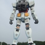 Giant Gundam - Back 3