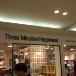 Three Minutes Happiness